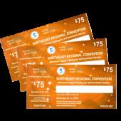 2019 Northeast Regional Convention Ticket